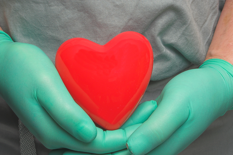 WATCH: Incredible Footage Of A Heart Transplant Procedure 1