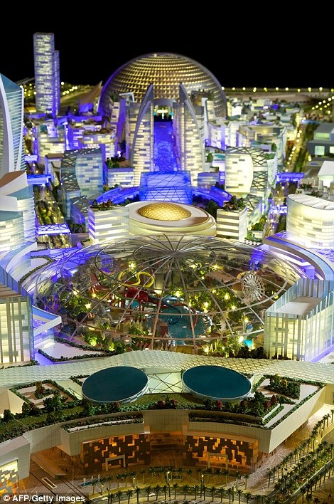 mall of the world, mall of the world dubai, dubai mall of the world