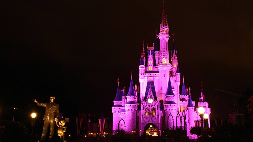 Magic Kingdom, Orlando, Florida