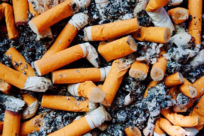 Researchers Discover A Way To Turn Cigarette Butts Into Clean Energy