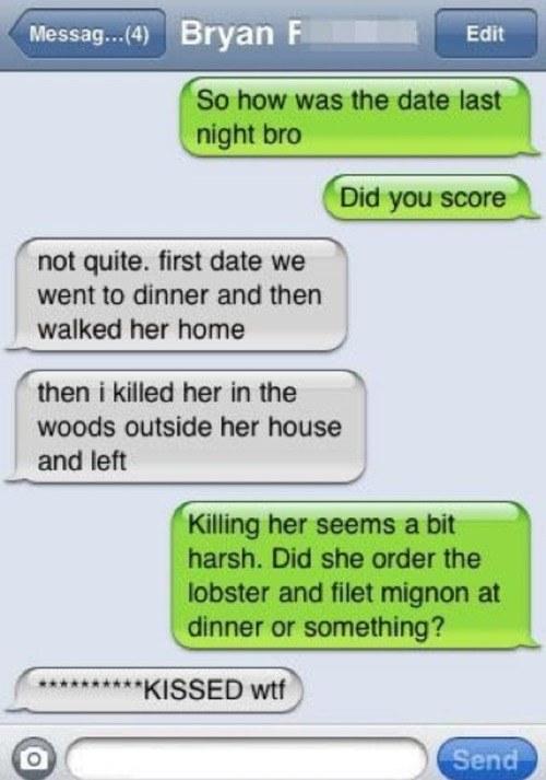 The Killer Date
