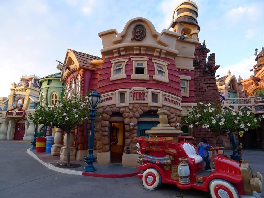 Disneyland Park, Anaheim, California