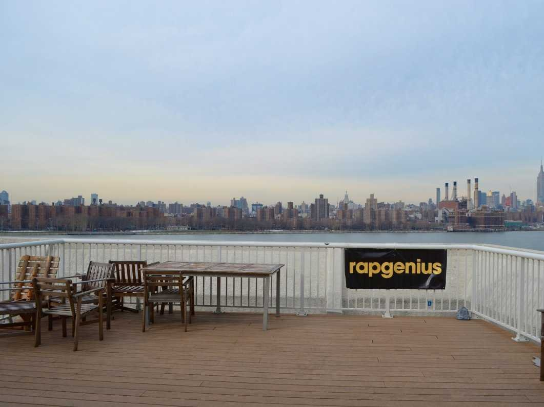 Rap Genius office new york