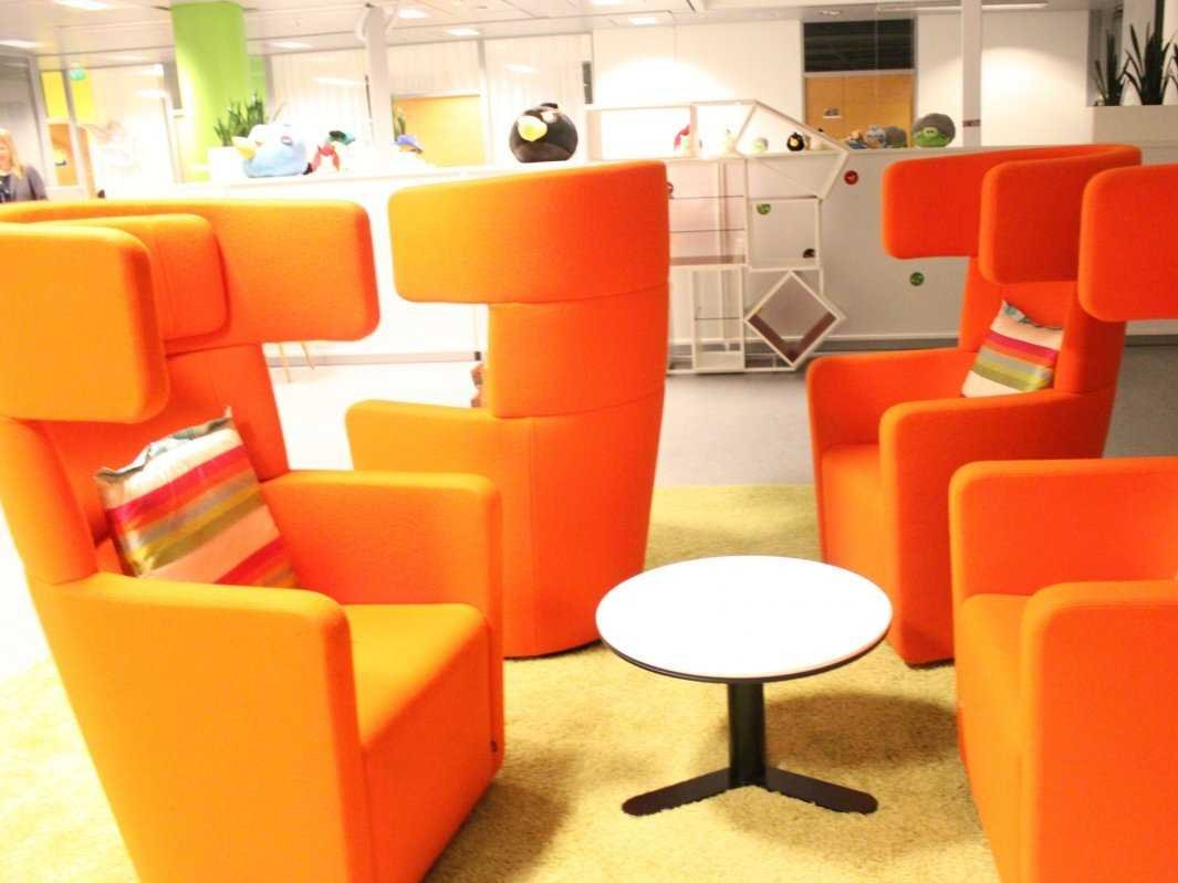 rovio office seats