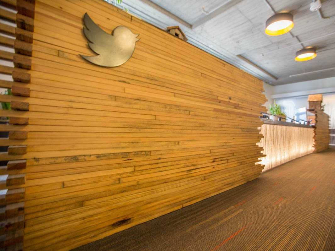 twitter office