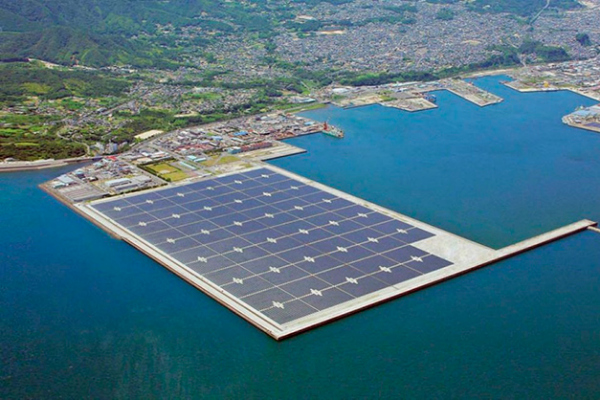 Japan Plans To Build World's Largest Floating Solar Power Plants 1
