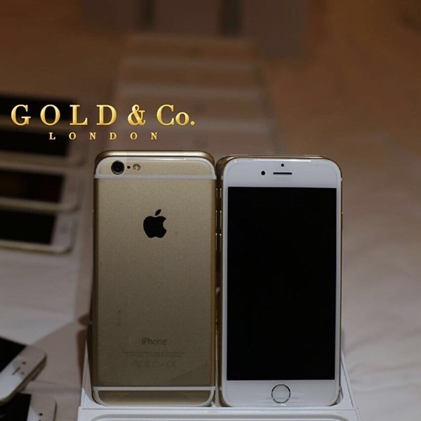 This 24-Karat iPhone 6 Could Be Yours For Just $50,000 1