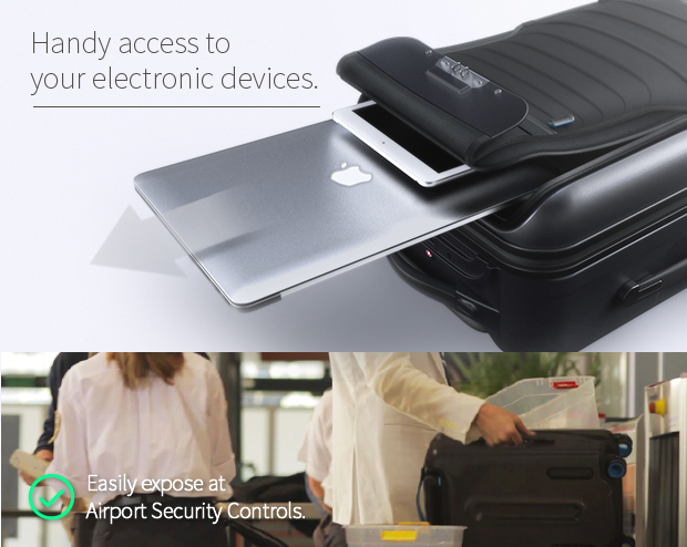 smart suitcase, Bluesmart, Bluesmart suitcase, technology, new inventions