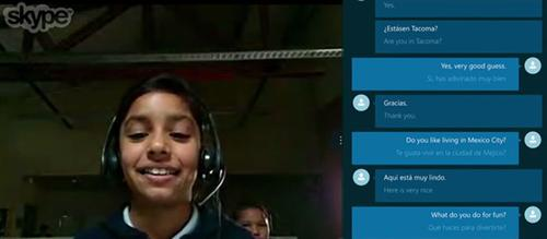 Skype Now Translates Spanish to English Calls In Real Time
