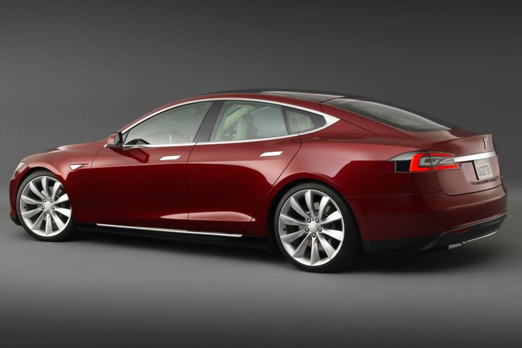 Tesla Model S 2014 - Gizmocrazed - Future Technology News