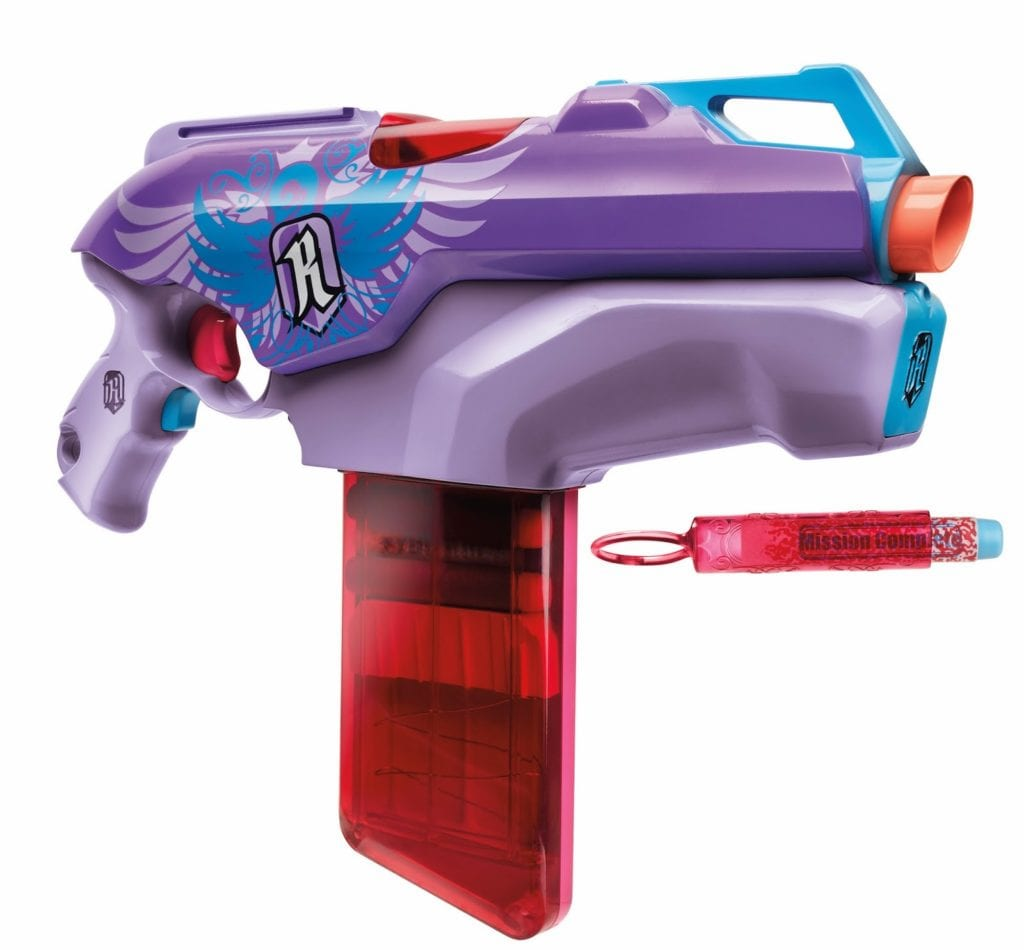 nerf rebelle, Rapid Red Blaster by Nerf Rebelle