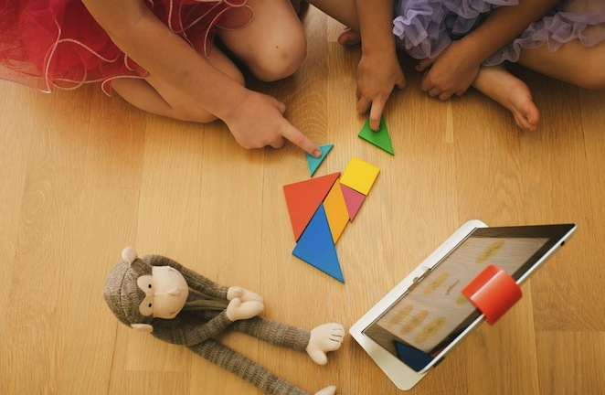 osmo, Tangram by Osmo