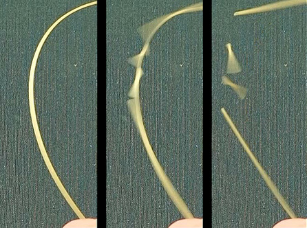 Why Spaghetti Always Breaks In More Than Two Pieces? Here's Your Answer!