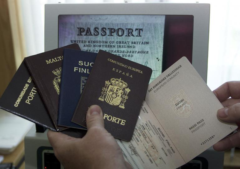 The Most 'Powerful' Passports That Give You Freedom To Travel Around The World