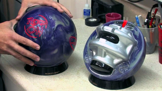 What's Really Inside The Bowling Balls? Here's Your Answer