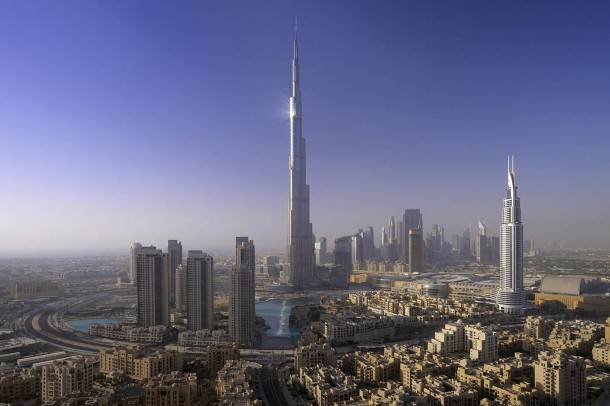 This Is What Happens When You Flush A Toilet in Burj Khalifa, World's Tallest Building 1