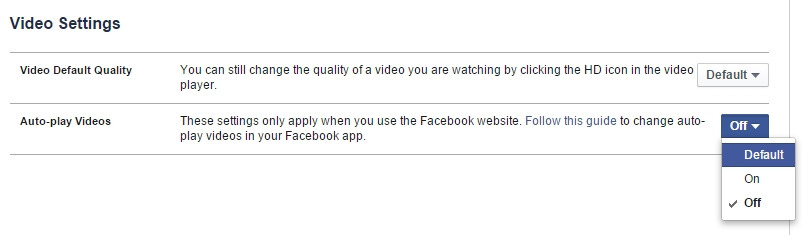 Facebook web autoplay, Facebook, autoplay videos, prevent autoplay, Facebook videos, Facebook autoplay, Facebook videos autoplay, autoplay, tutorials