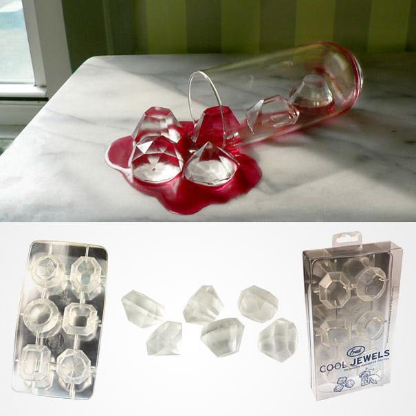 Jewel cubes tray