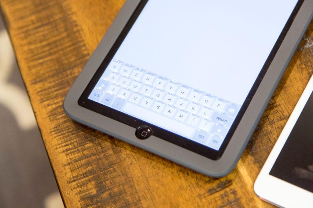 Phorm, Phorm, Tactus, Phorm iPad mini case, ipad mini  case, ipad mini keys, ipad mini physical keys, Phorm iPad mini case with physical keys