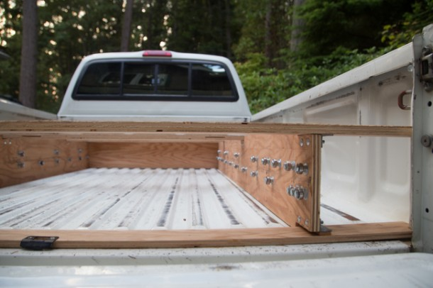 Water proof drawer