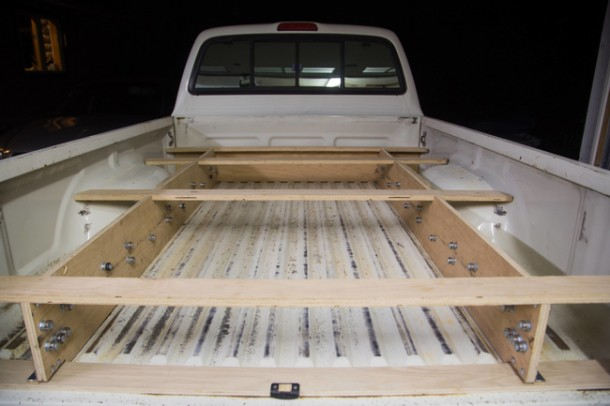 This Guy Built The Most EPIC Camping Truck Ever That Will Blow You Away 1