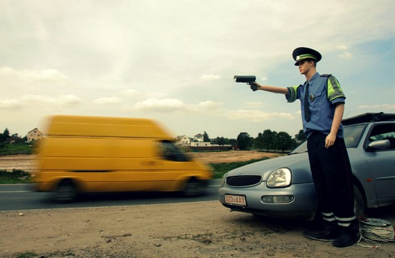 This Finnish Man Is Fined $60,000 For Going 14 mph Over The Limit