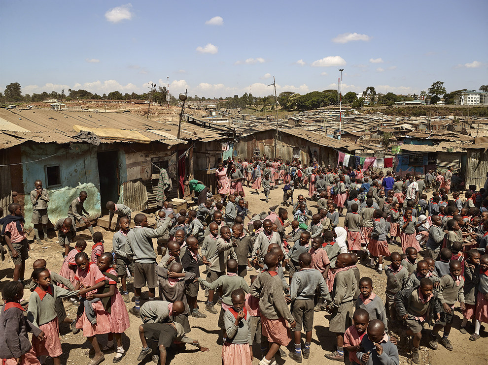 This Is What Recess Looks Like For Children Around The World 1
