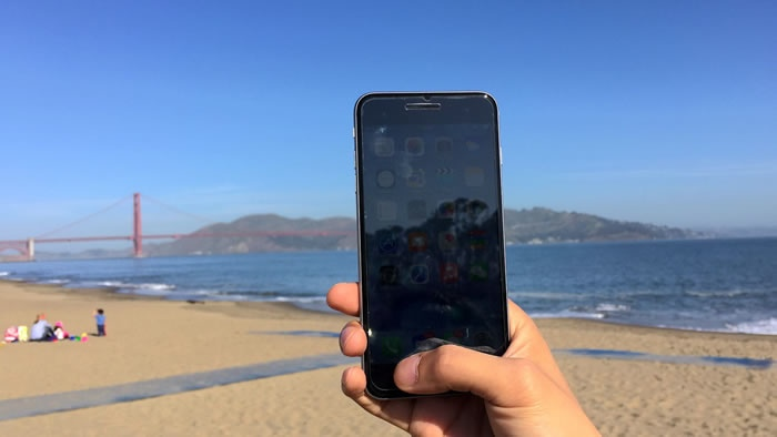 This Revolutionary SmartScreen Protector Will Magically Give Your iPhone a Back Button
