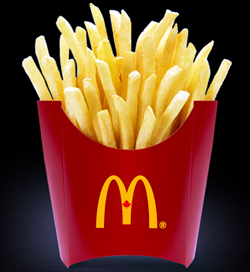 Here's How You Can Make McDonald's French Fries at Home