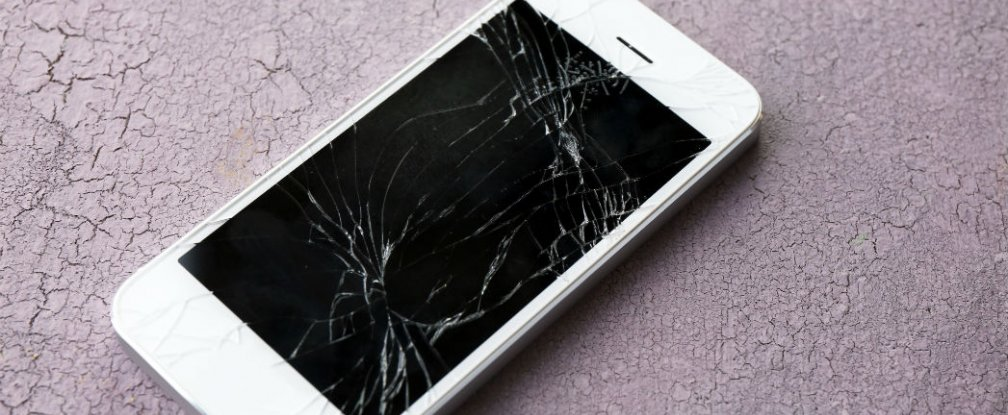 Soon Your Cracked Smartphone Screen Will Self Repair