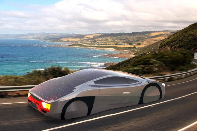 Meet Immortus - The World's First Solar-Powered Exotic Sports Car