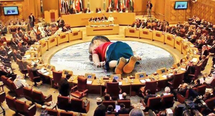 Artists Around The World Pay Tribute To 3-Year-Old Syrian Refugee Aylan Kurdi 1