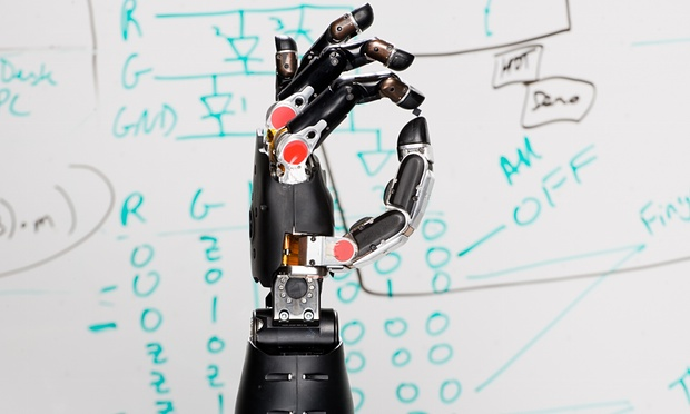 This Robotic Hand Attached to Brain of Paralyzed Man Restores His Feeling of Touch