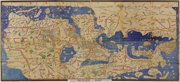 1145 AD map