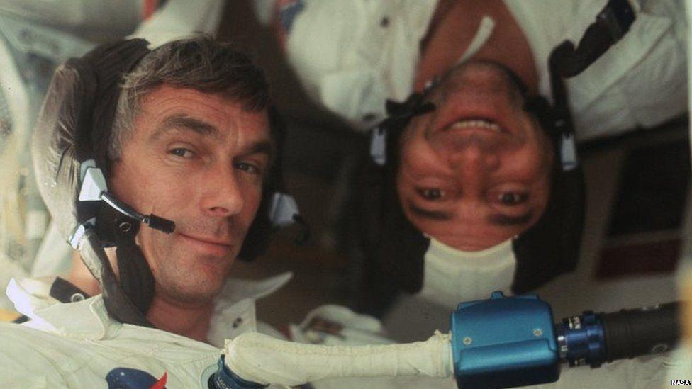 Crew from Apollo