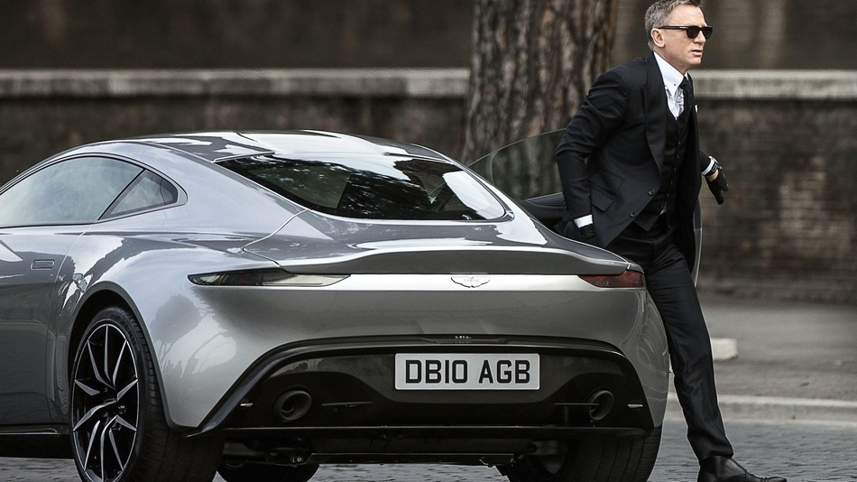 New James Bond Movie 'Spectre' Destroyed Estimated $34 Million In Cars