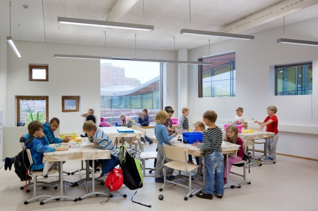 Finland Opens Up The School Of The Future 1