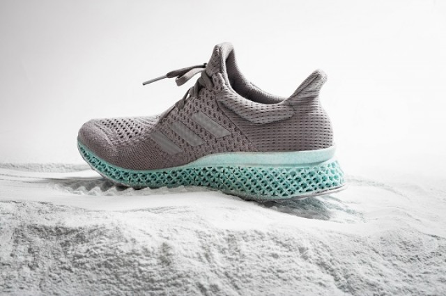 3D-Printed Sneakers Made From Trash 2