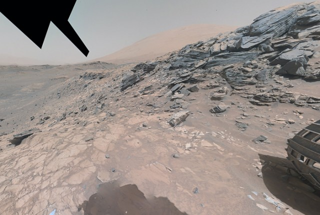 Curiosity Uncovers Mysterious Minerals