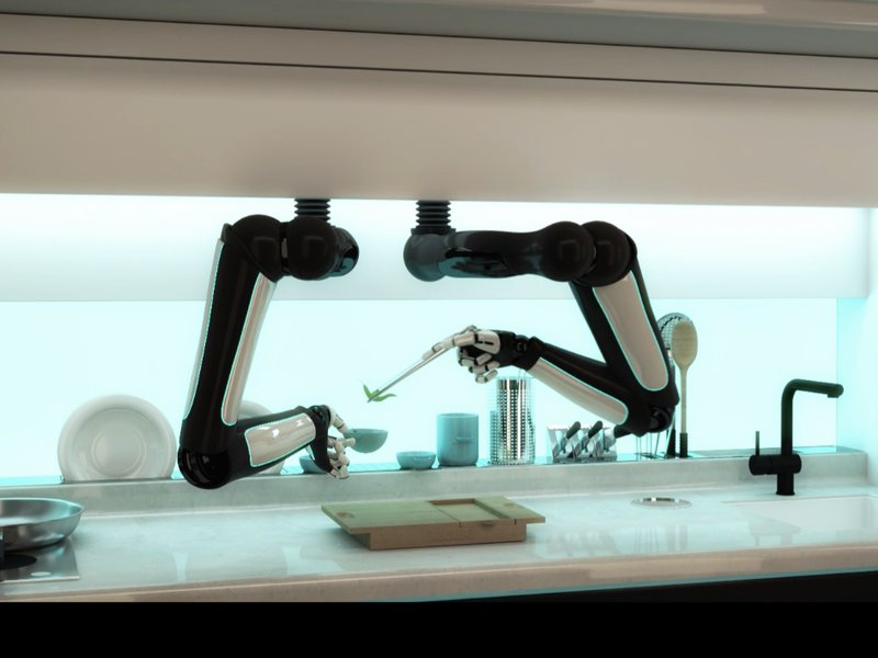 The Robot Cook that Knows 50 Recipes 2
