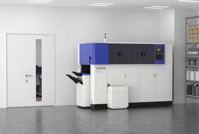 Epson Launches World's First Paper Recycling System For Office Use