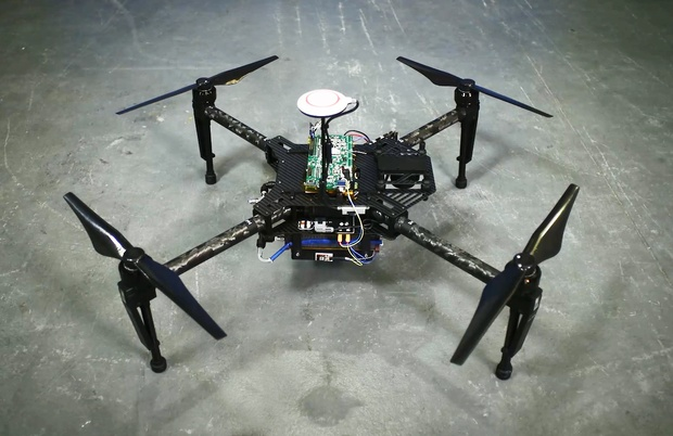 Introducing Hydrogen Powered Drones That Can Fly For Hours