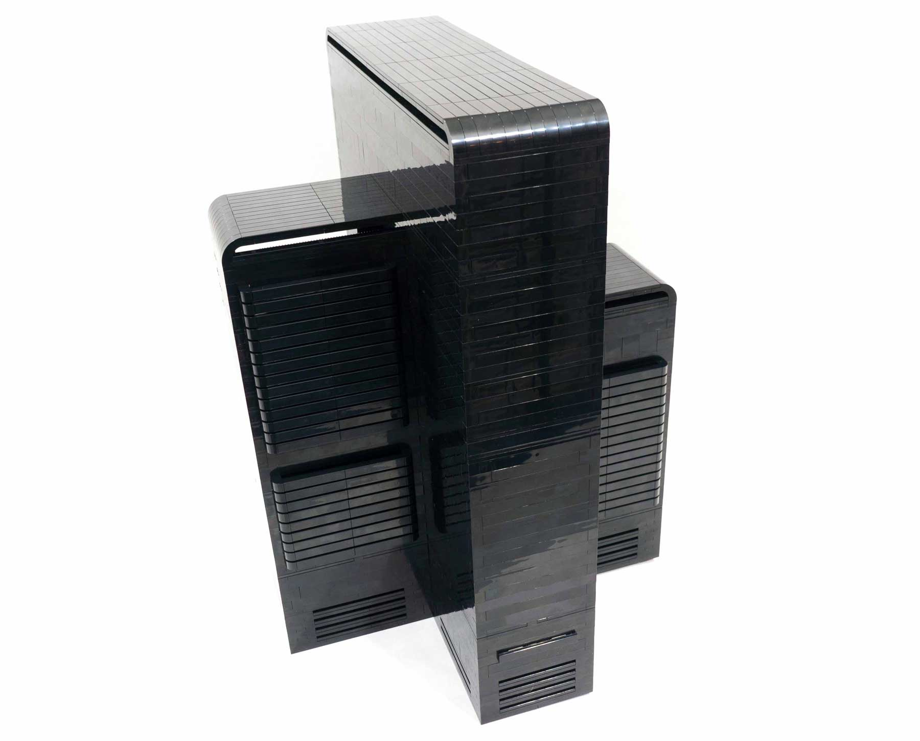 Check out this amazing Lego Gaming PC that's looks just Incredible! 1