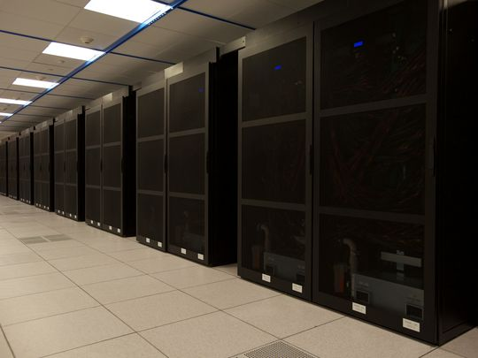 Supercomputer puts U.S. Weather Resources at top rank 1