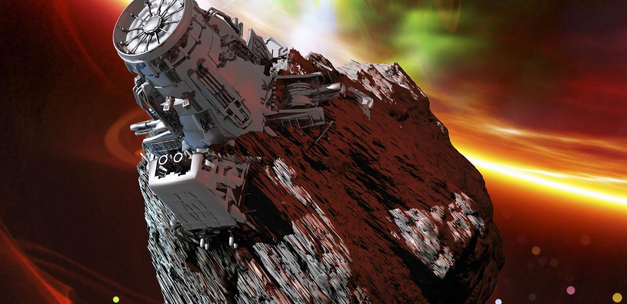 Luxembourg Just Announced a Plan to Mine Asteroids — And It Could Be Worth Trillions