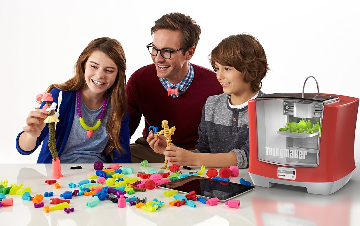 Mattel Unveils ThingMaker, The 3D Printer That Lets Kids Make Their Own Toys 2