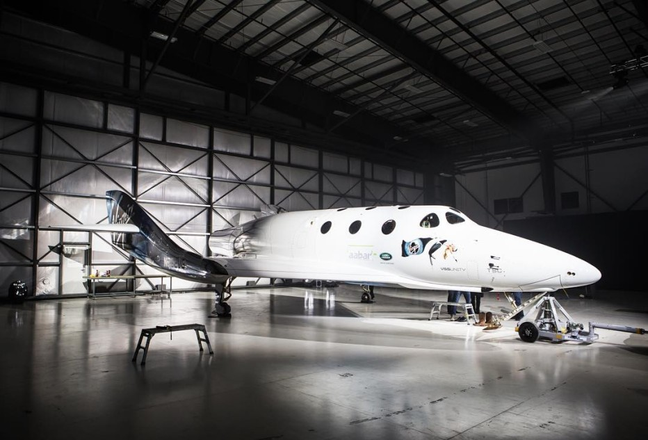 Virgin Galactic is Back in the Space Race
