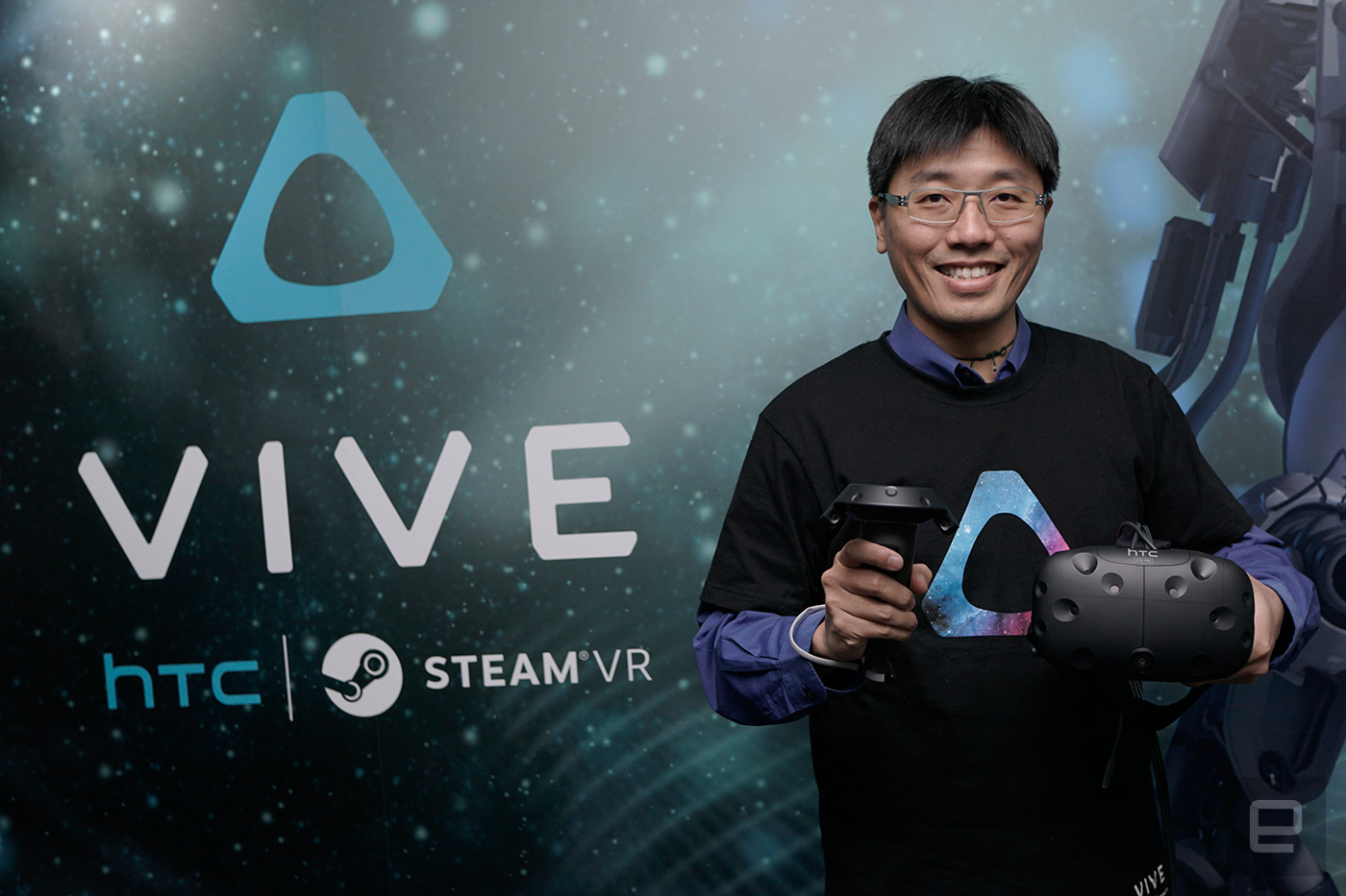 The HTC Vive is the most capable VR device to date 1