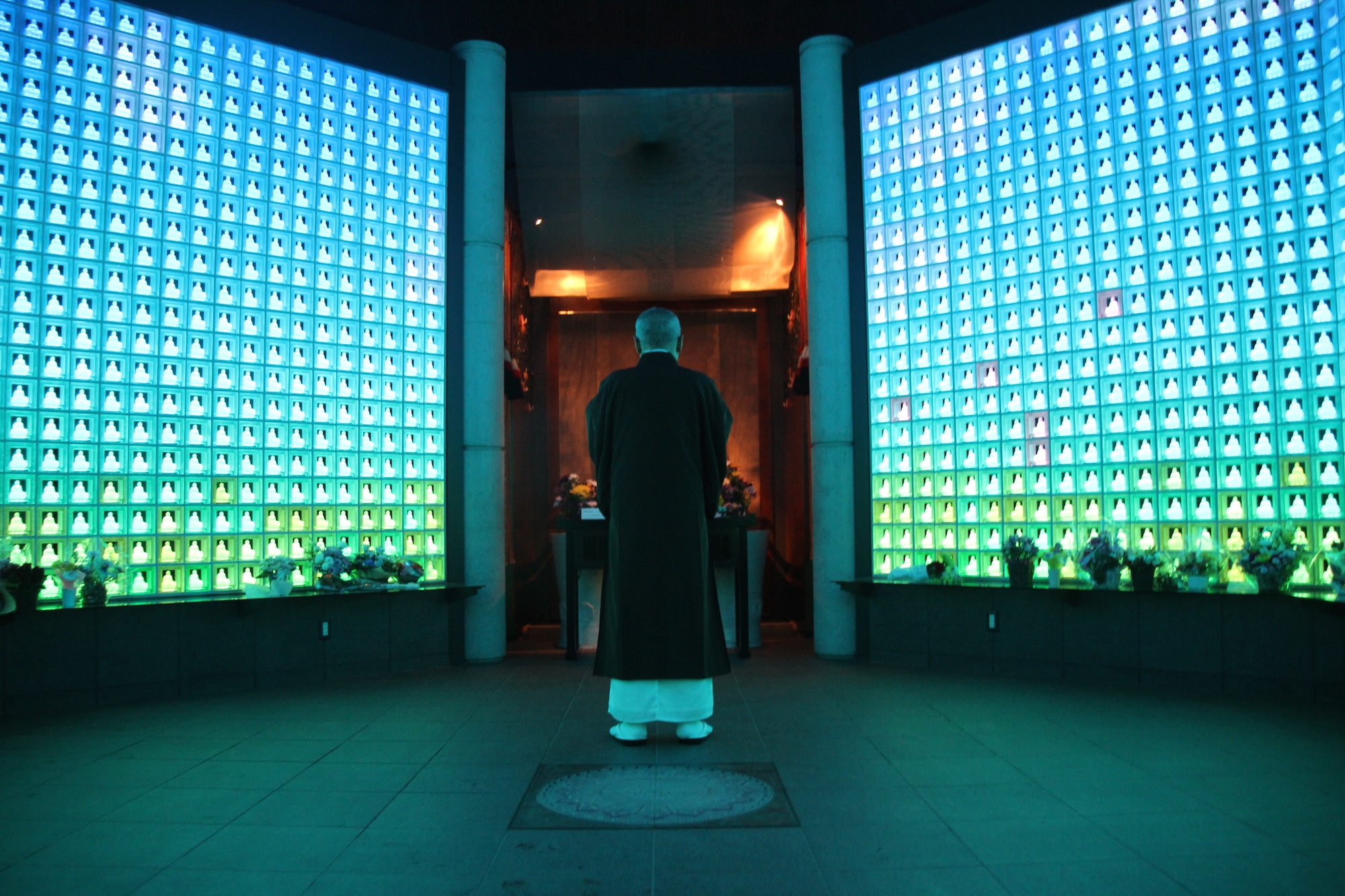 Death Is High-Tech in Japan's Futuristic Cemeteries