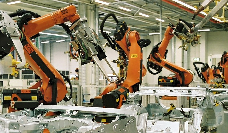China will Phase in Mass Automation by 2020